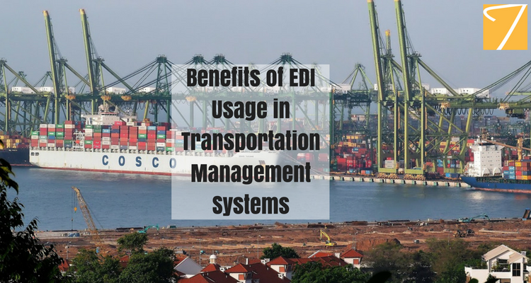 Benefits of EDI Usage in Transportation Management Systems