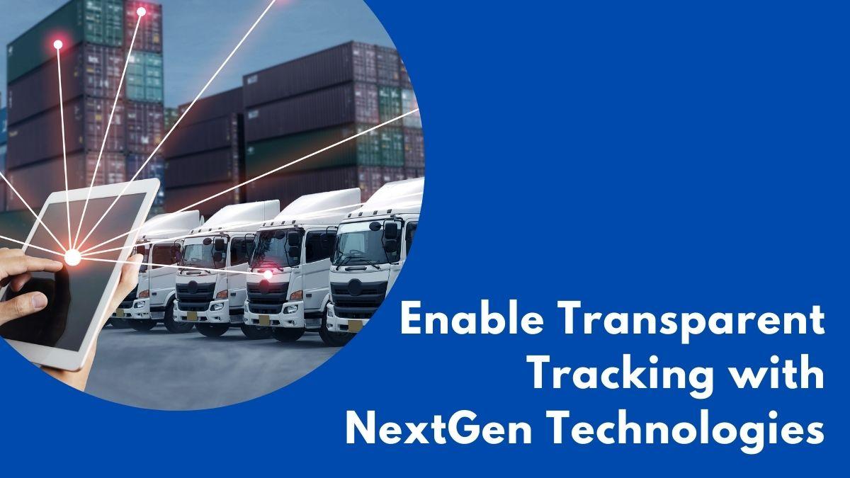 cold chain logistics technologies