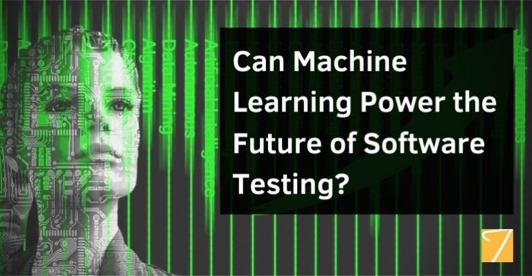 Can Machine Learning Power the Future of Software Testing?