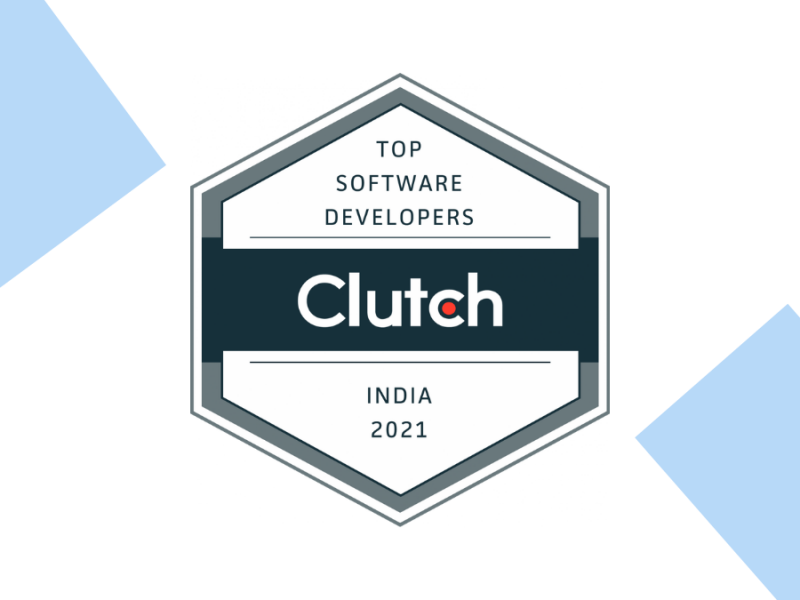 Clutch Recognizes Trigent Software as Top Software Developer in India