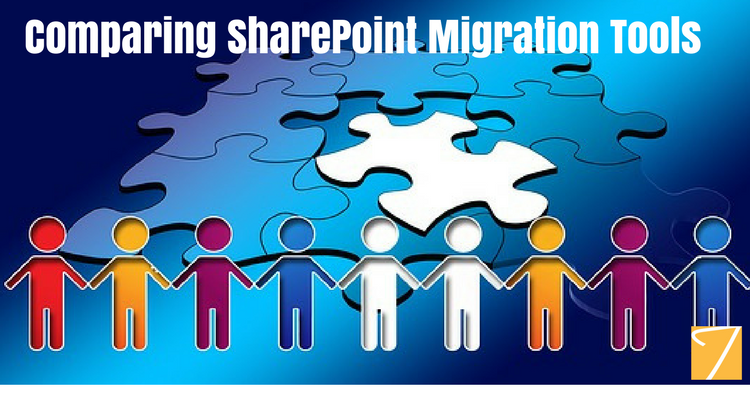 Comparing SharePoint Migration Tools