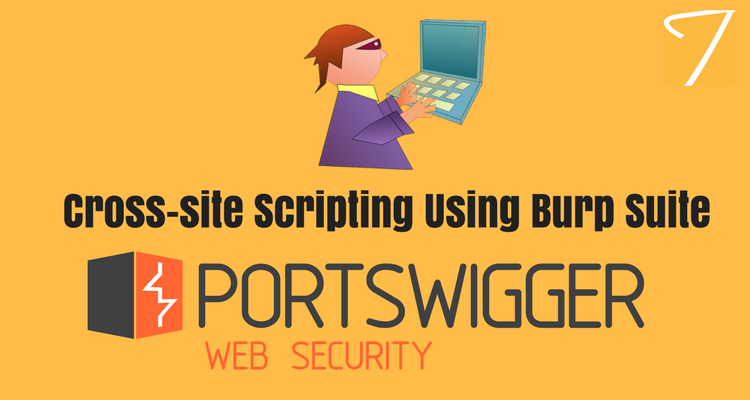 Cross-site Scripting Using Burp Suite
