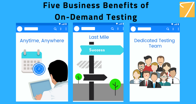 Five Business Benefits of On-Demand Testing