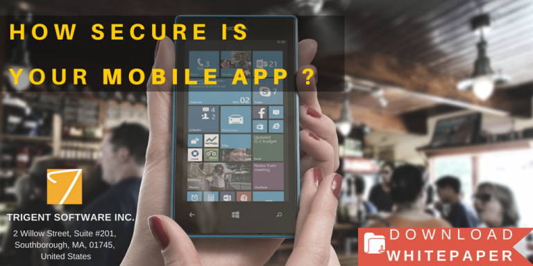So, How Secure is Your Mobile App ?