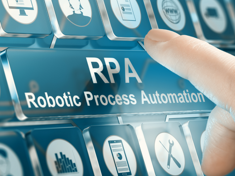 Improve productivity with Robotic Process Automation