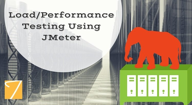 Load performance testing using JMeter
