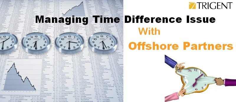 Addressing time difference issue in Onsite / Offshore development model