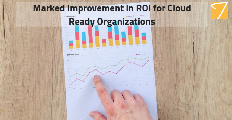 Marked Improvement in ROI for Cloud Ready Organizations