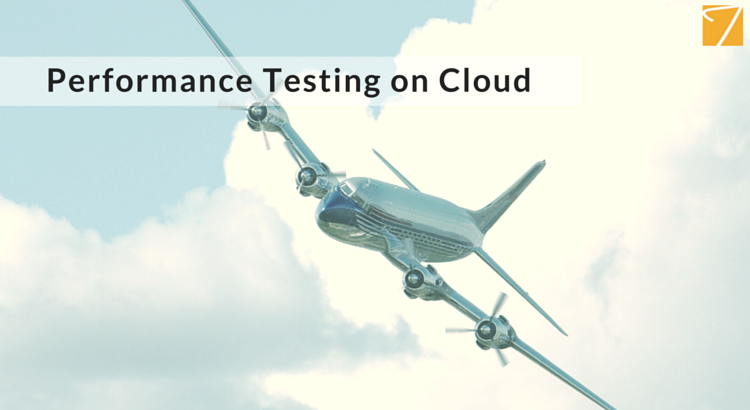 Performance testing on cloud