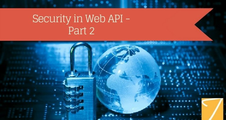 Security in Web API – Part 2
