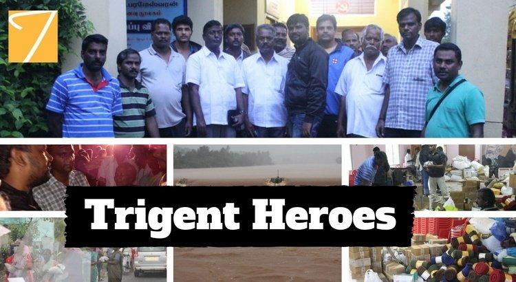 Trigent Heroes