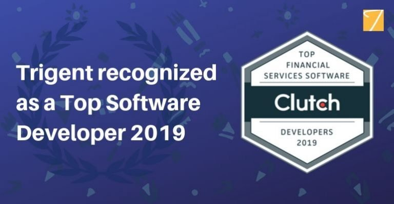 Trigent Recognized as a Top Software Developer 2019