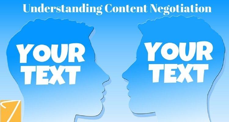 Understanding Content Negotiation