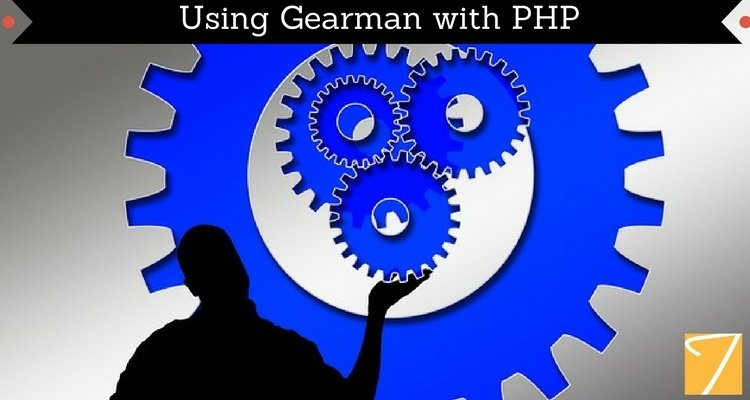 Using Gearman with PHP