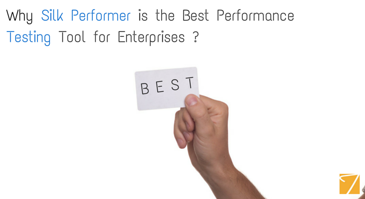 Why Silk Performer is the Best Performance Testing Tool for Enterprises